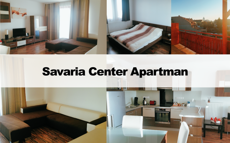 Savaria Center Apartman